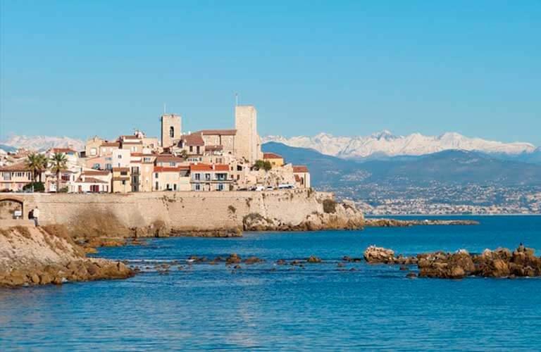 Côte d'Azur - die Atlantikküste Frankreichs