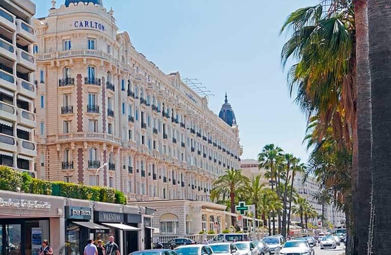 Cannes- eine atemberaubende Stadt