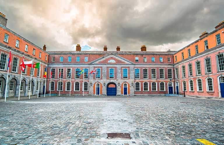Dublin mit dem Wohnmobil erkunden.