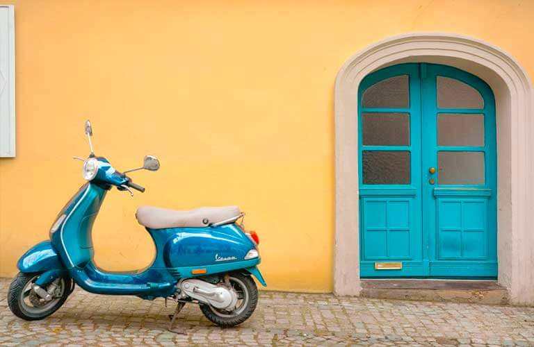 Italien- eindrucksvolle Bilder an jeder Ecke.